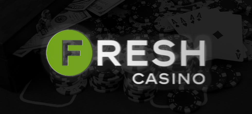 Онлайн казино Fresh